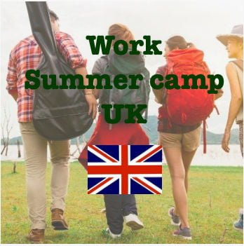 Work Summer Camp UK