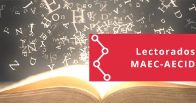 Lectorados MAEC-AECID 2020/2021