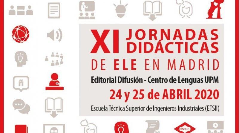 XI Jornadas didácticas de Difusión en Madrid
