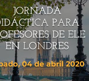 Jornada ELE Londres