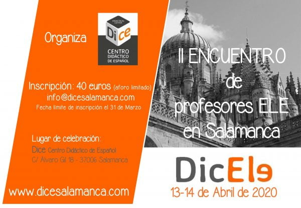 II Encuentro DICE Salamanca