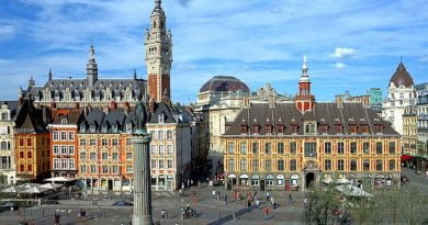 4 profesores de español, Lille (Francia)