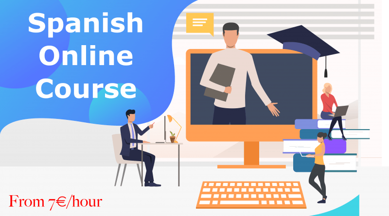 Spanish online course