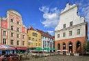 3 profesores, Szczecin (Polonia)